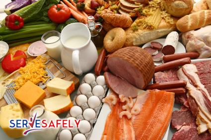 Food Allergen Serve-Safely